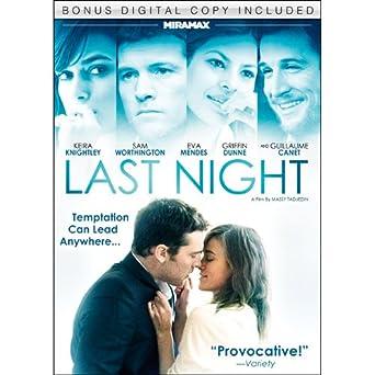 4b2d48dd Amazon.com: Last Night (+ Digital Copy): Keira Knightley, Sam ...