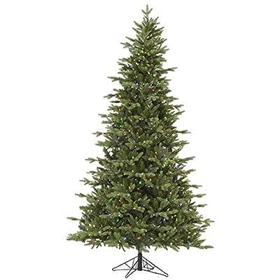 Vickerman 45' Unlit Fresh Balsam Fir Artificial Christmas Tree