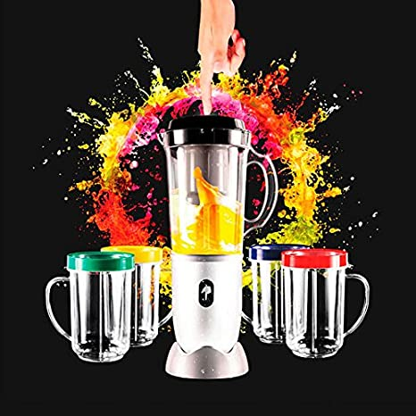 Magic Amazing Bullet-Robot De cocina y licuadora Kit completo De ...