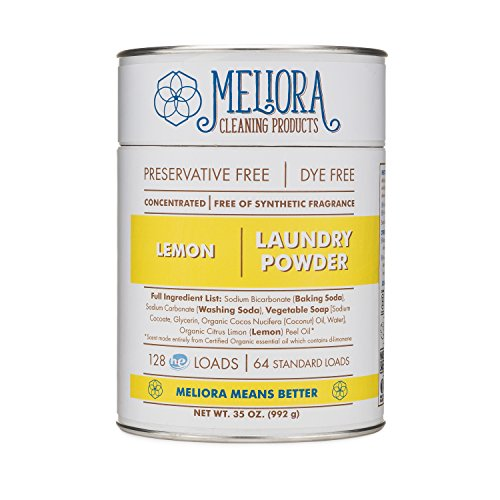 Meliora Cleaning Products Laundry
