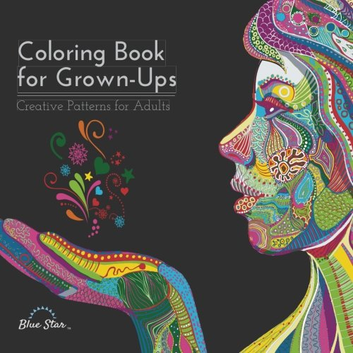 Coloring Book For Grown Ups Creative Patterns For Adults