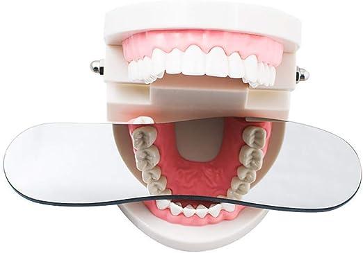 SHANGAN Dental bucales Espejo ortodóntico Espejos dentales de ...