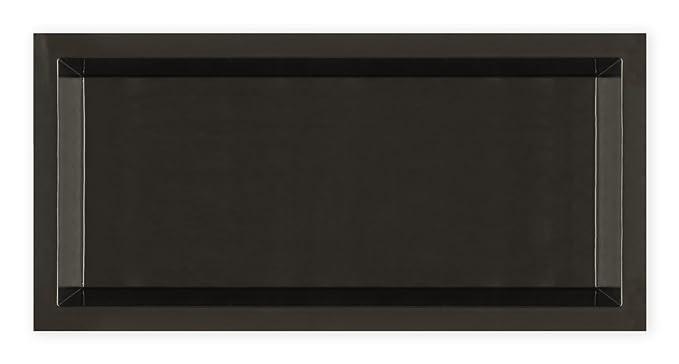 3700 x 1800 x 520 mm Teichschale Schwarz M+W Gartenflair GFK Teichbecken rechteckig Gartenteich 2500 Liter Blau