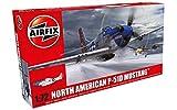 rolls royce model kits - Airfix North American P-51D Mustang 1:72 Plastic Model Kit