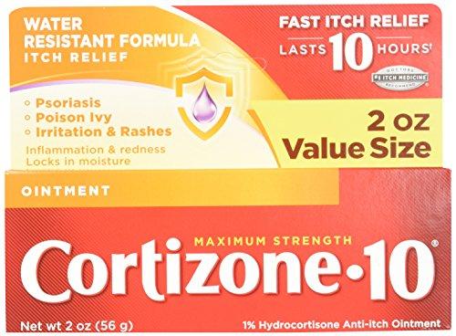 Cortizone 10 Maximum Strength