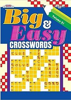 Crossword Puzzles For Seniors Large Print Crossword Easy Puzzle Books Crossword Jam And Word Whizzle Search Puzzle Wordbrain Books For Adults Wordbubbles Set Volume 2 Dyer Nancy 9781720514909 Amazon Com Books