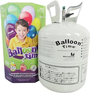 8.9CUFT Helium Kit