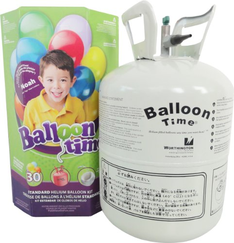 BALLOON TIME BT 30 8 9CUFT Helium product image