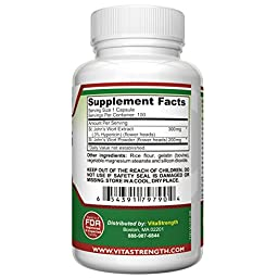 St. John\'s Wort - 500mg x 100 Capsules - Saint Johns Wort Extract for Mood Support - Promotes Mental Health & Eases Symptoms of Anxiety & Depression