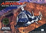 Miracle House New Century Alloy Airwolf 1/48 Airwolf Limited Edition (metallic body specification) (japan import) by AOSHIMA