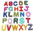 Chinkyboo Lot de 26 aimants lettres alphabet pour enfant