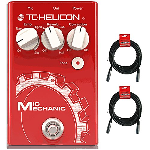 Helicon Mechanic Vocal Effects Cables