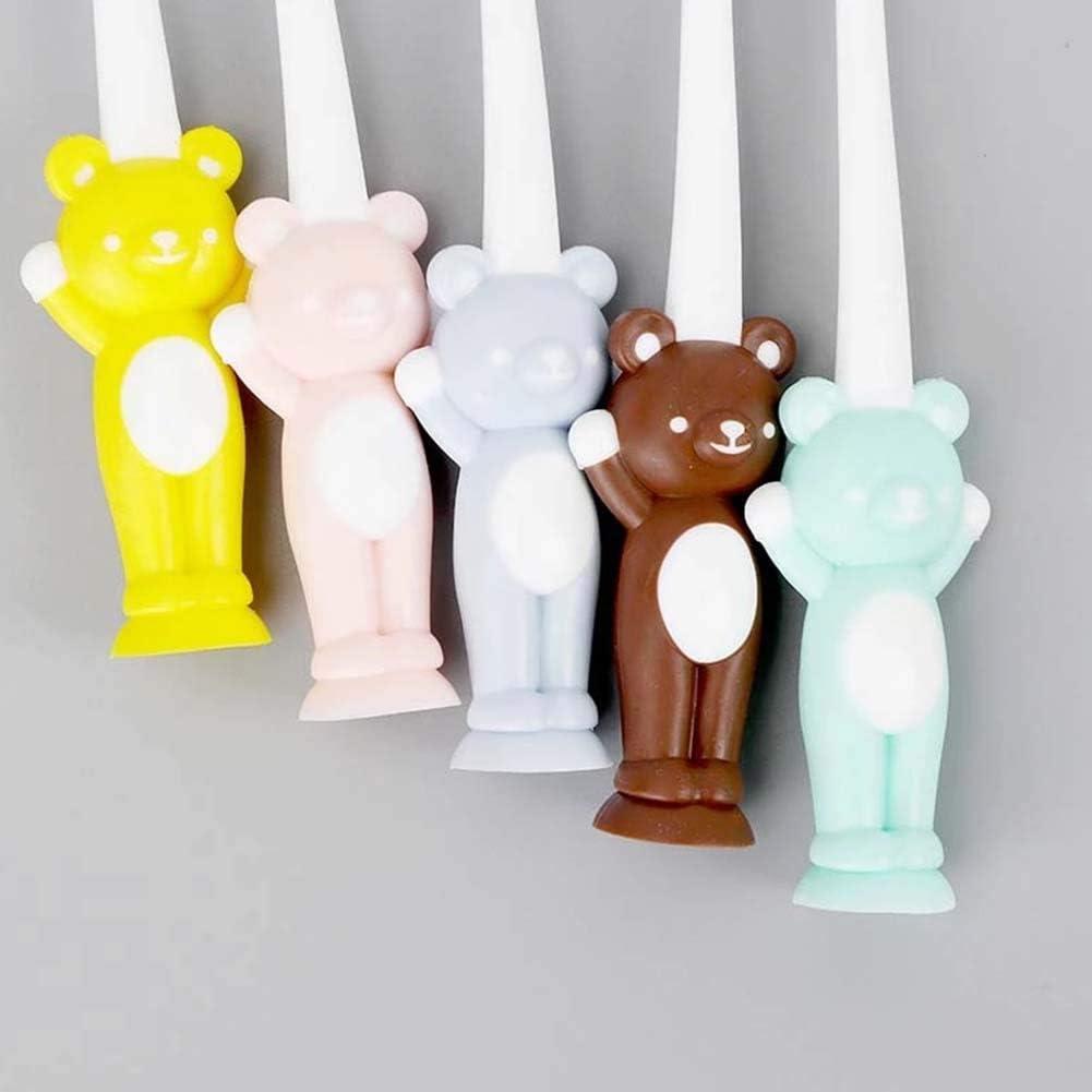 s61Ylu Cute Cartoon Baby Soft-bristled Toothbrush Baby Dental Care Tooth Brush Cartoon Bunny