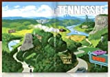 img - for Tennessee : 2010 Official Vacation Guide (Discover Tennessee Trails & Byways) book / textbook / text book