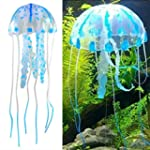 Glowing Effect Artificial Jellyfish f...