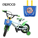 CHILDHOOD Kids Bicycle Basket