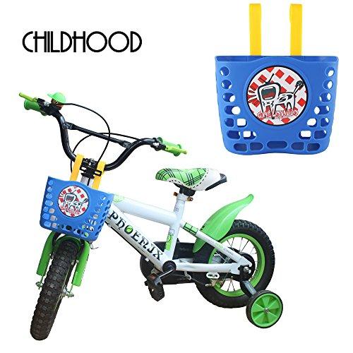 CHILDHOOD Kids Bicycle Basket (Dog)