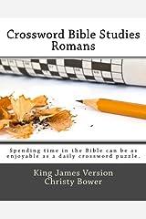 Crossword Bible Studies - Romans: King James Version Paperback