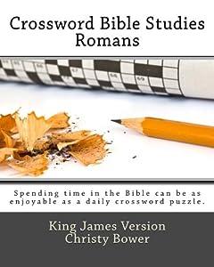 Crossword Bible Studies - Romans: King James Version