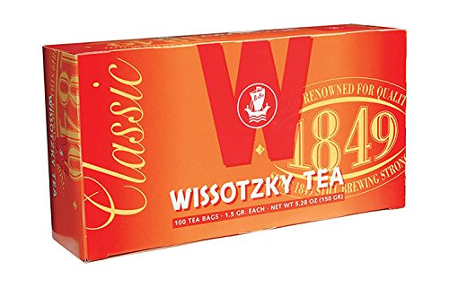 Wissotzky Tea Classic Bags 5 28 product image