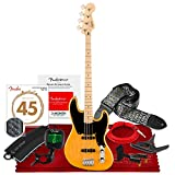 Squier Paranormal Jazz Bass '54 Electric Guitar by