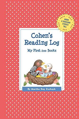 Cohen's Reading Log: My First 200 Books (GATST) (Grow a Thousand Stories Tall)
