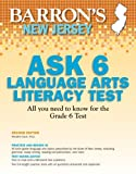 Barron's New Jersey ASK 6 Language Arts Literacy Test, MaryBeth Estok, 1438001932