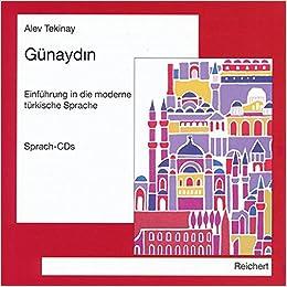 Amazoncom Gunaydin Cds Zum Lehrgang Band 1 German