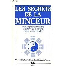 Les secrets de la minceur