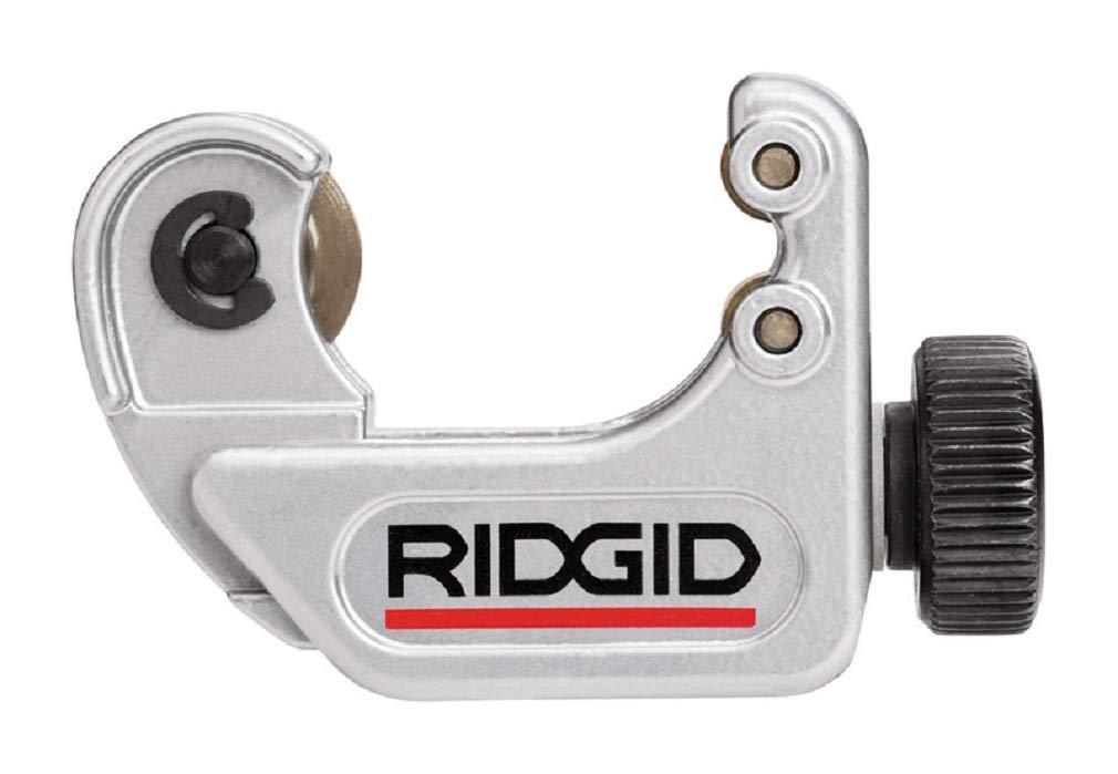 RIDGID 32985 Modelo 104 Cortador de tuberí as para espacios estrechos, cortador de tubos de 4,8 mm a 23,8 mm