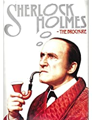 "Ron Moody ""SHERLOCK HOLMES"" (the Musical) Leslie Bricusse 1989 London Program"