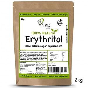 100% Natural Erythritol 2 Kg