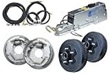 TIE DOWN Complete Drum Brake Kit