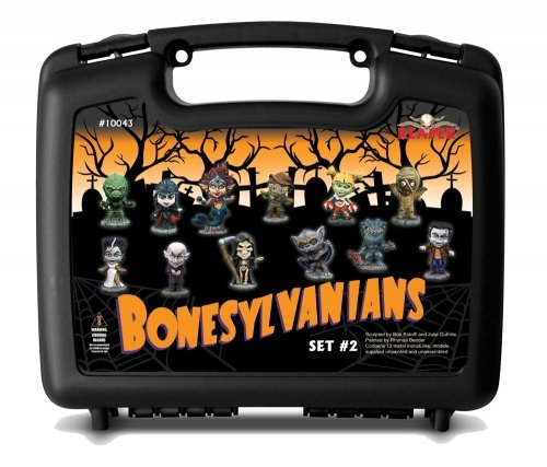 Bonesylvanians Miniature Box Set 2 Special Edition Figures Reaper Miniatures -