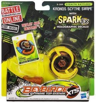 ベイブレードXTSステルスBattler Kronos Scythe Swipe [ x-209 ] B00AQ91YKK