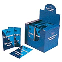 Changing Room Swimming Shampoo & Gel Pack Of 100