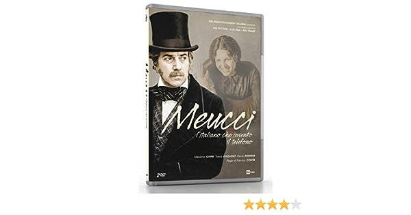 Meucci - Litaliano che inventò il telefono Italia DVD: Amazon.es ...
