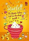 Scarlett (Scarlett 2): Ein Klacks Sahne und eine Handvoll Konfetti (German Edition)