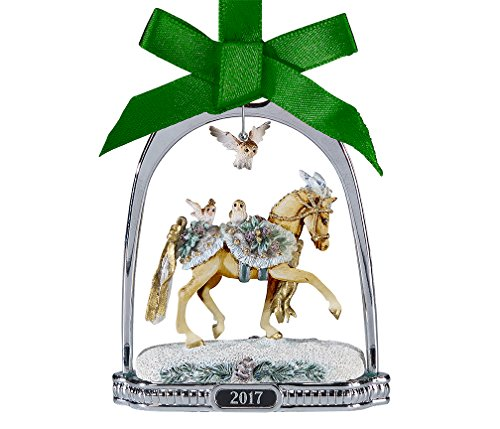Breyer Winter Wonderland Stirrup ()