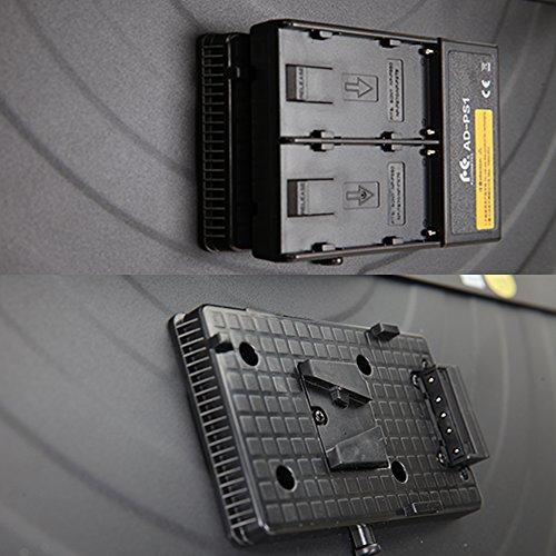 Falcon Eyes SO-68TD 360pcs 68W Soft LED FlapJack LED Bi
