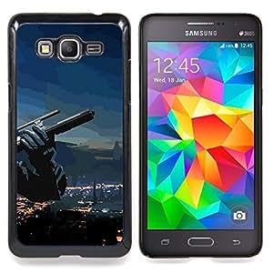 SKCASE Center / Funda Carcasa protectora - Resumen del arma;;;;;;;; - Samsung Galaxy Grand Prime G530H / DS