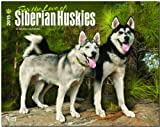 Siberian Huskies, For the Love of 2015 Deluxe (Multilingual Edition)