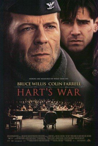 ArtFuzz Hart's War Movie Poster Print