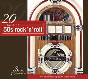 20 Best of 50's Rock N Roll