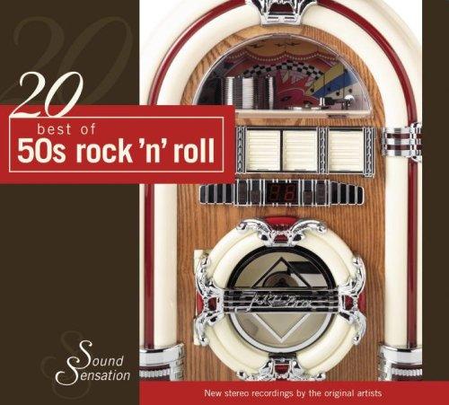 20 Best of 50's Rock N Roll (Best Of Rock N Roll)