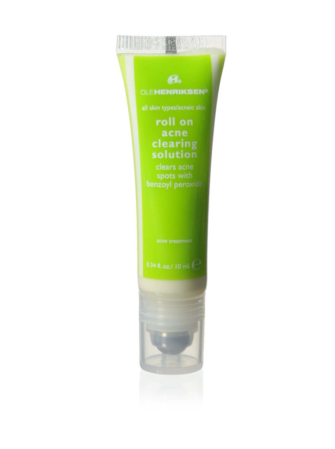 Roll On Acne Clearing Solution (For All Skin Types-Acneic Skin) - 10ml-0.34oz