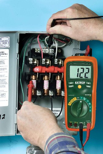 Extech EX420 Professional 11 Function MultiMeter by Extech (Image #1)