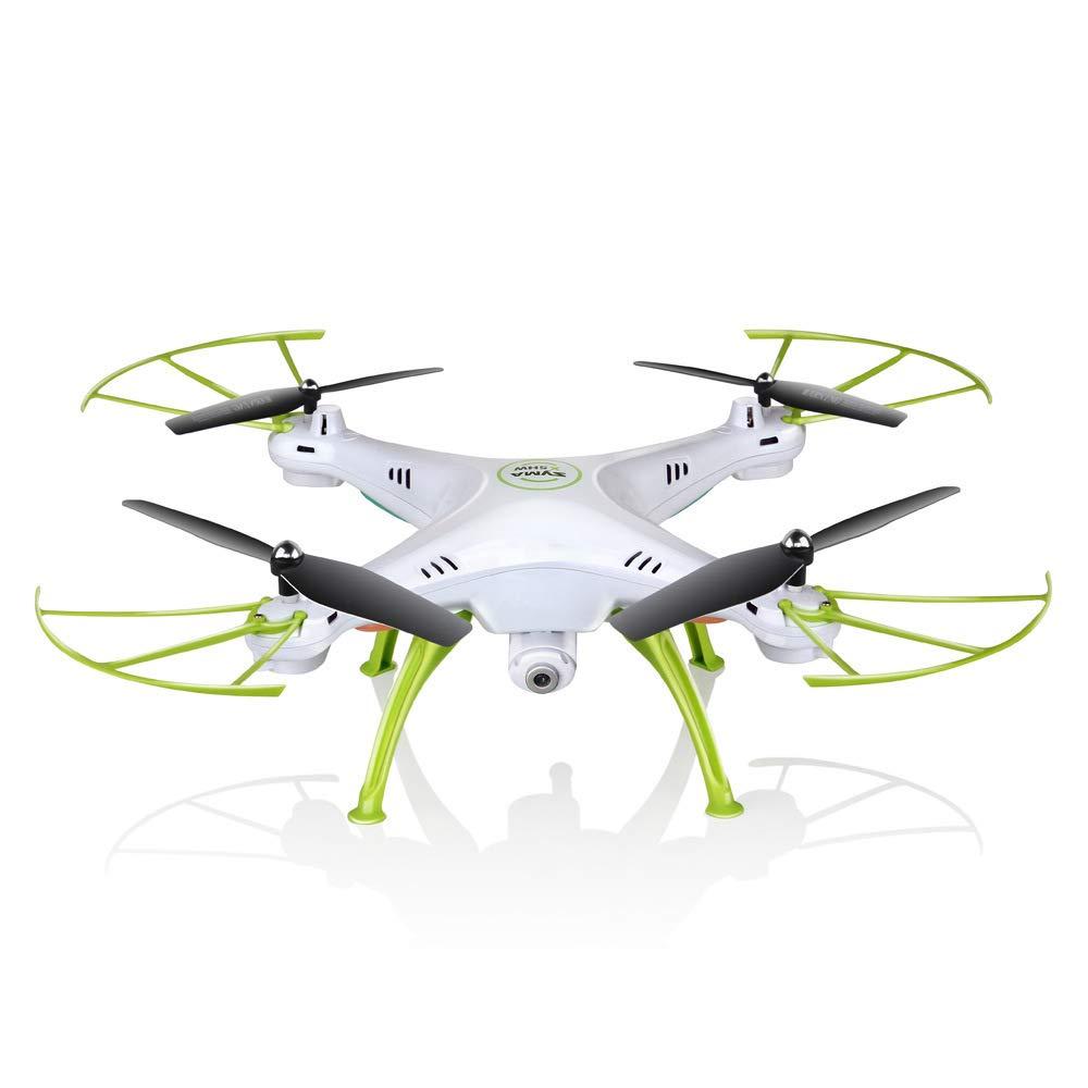 Blanc 32  11,5 cm BK0 Drone d'avion à Quatre Axes aérien d'avion de contrôle à Distance Null