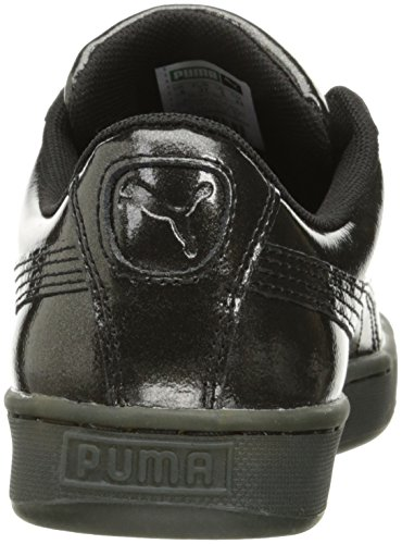 Puma Mens Korg Klassiskt Explosiv Mode Sneaker Puma Black-puma Black