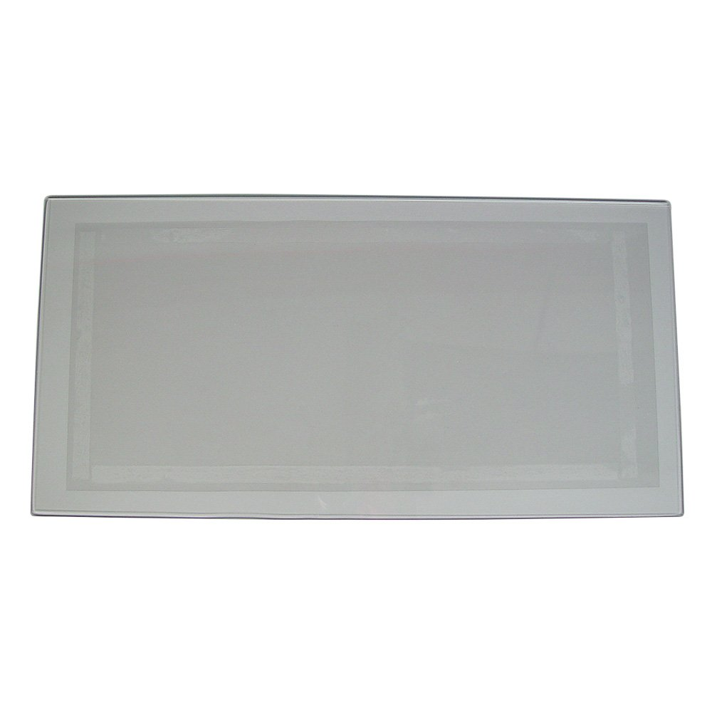 Skat Blast Sandblast Cabinet Standard 12'' x 24'' Tempered Glass Cabinet Lens, Made in USA, 6101-00